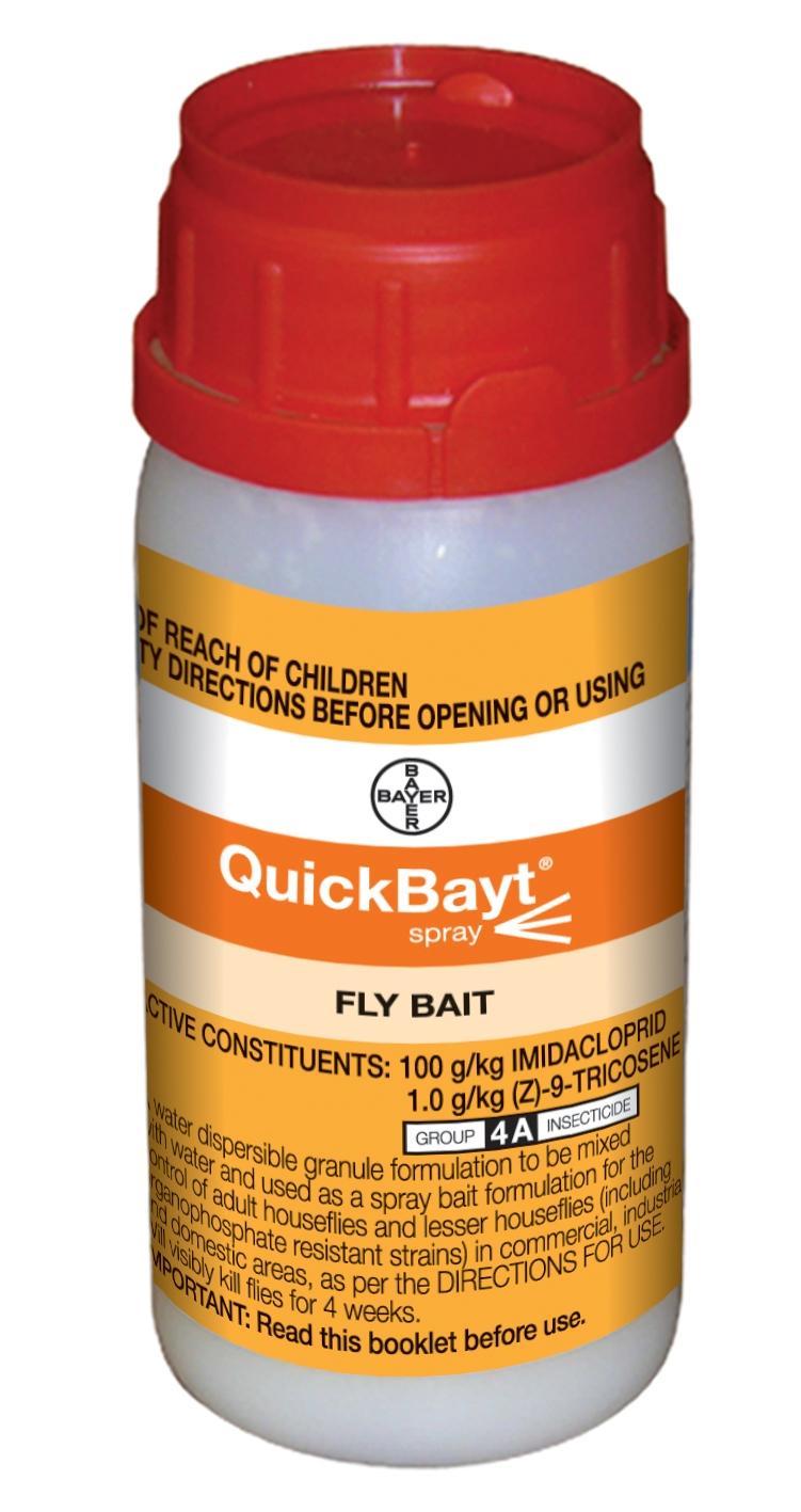 QuickBayt Spray pack shot