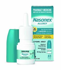 Nasonex Allergy 250px