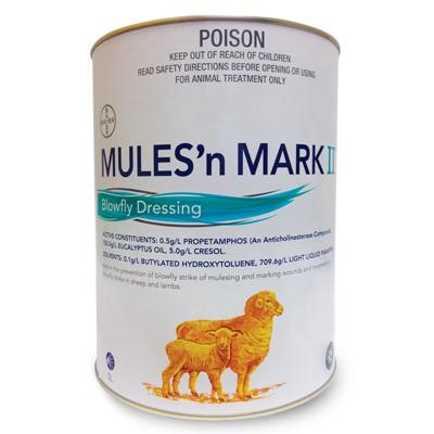 Mules'n Mark Pack Shot