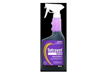 Tetravet Spray