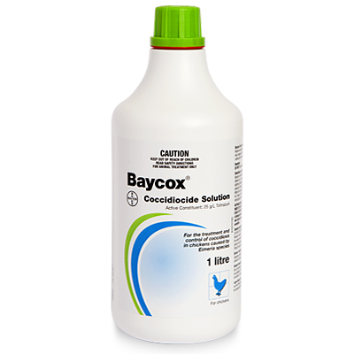 Baycox Poultry | Grow Solutions