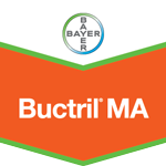Buctril brand tag