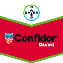 Confidor Guard brand tag