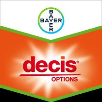 Decis Options brand tag