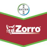 Zorro brand tag
