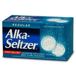 Alka Seltzer Pack