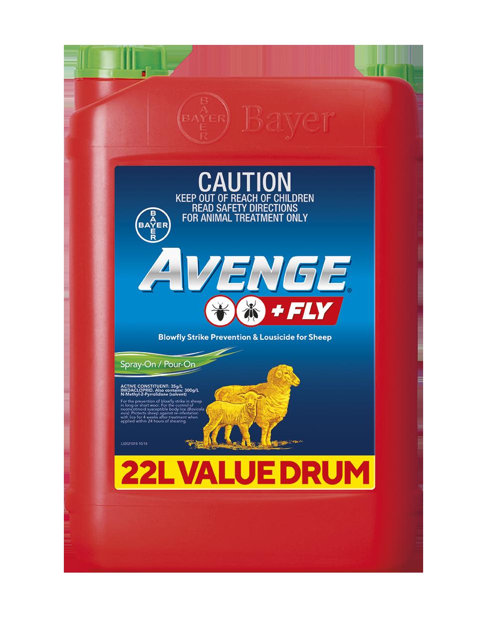 Avenge + Fly
