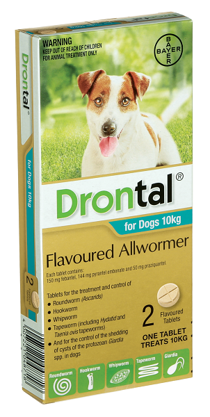 Drontal® Allwormer for Dogs