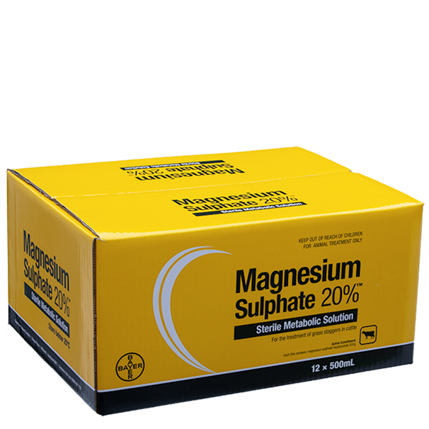 Magnesium Sulphate 20%™