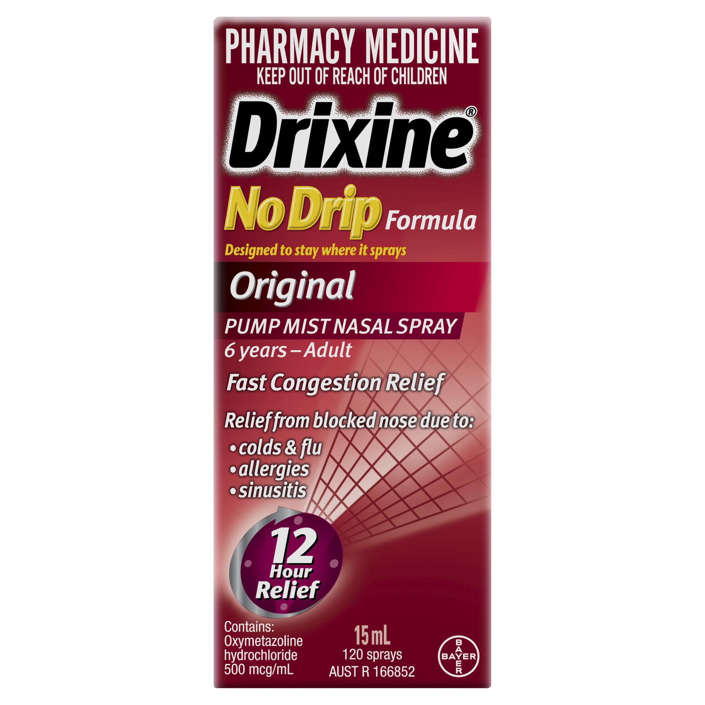 Drixine Spray